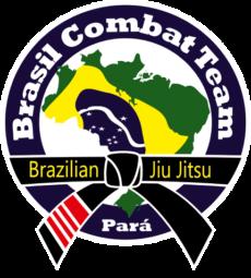 Logo Brasil Combat Team 2016